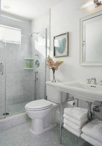 Small bathroom interior design pictures