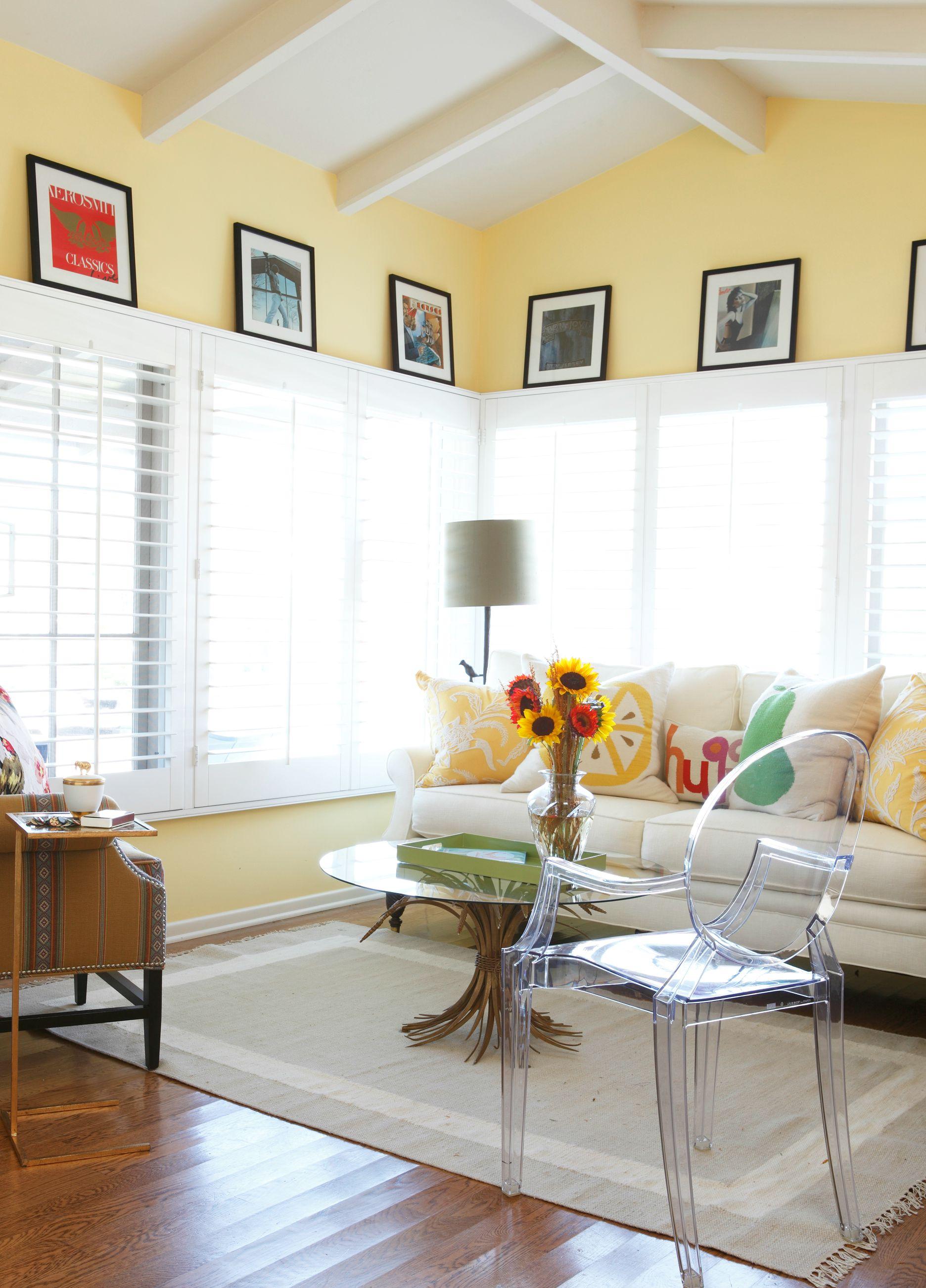 Colorful interior design pictures