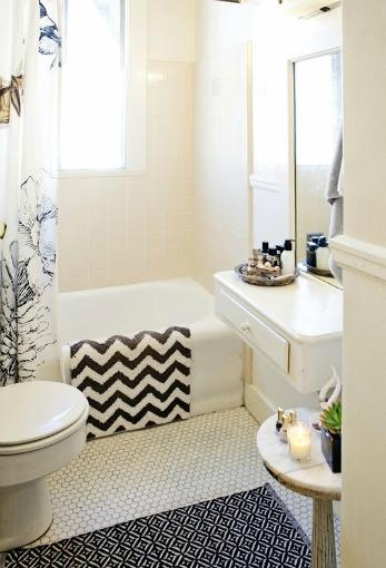 Small bathroom design ideas Accessorizing a small bathroom