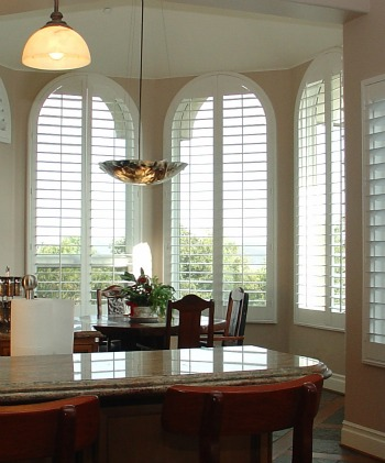 Kitchen and dining room interior design pictures