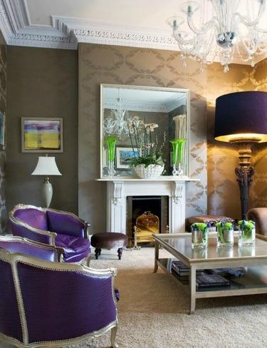 Eclectic design interior pictures
