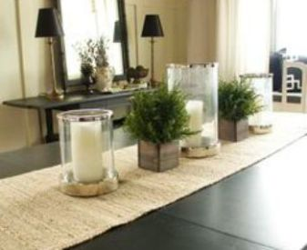Dining table design interior pictures