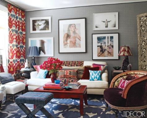 Eclectic interior design pictures