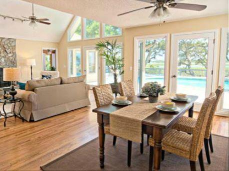 Open concept design interior pictures