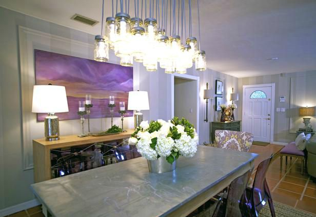 Dining room interior design pictures