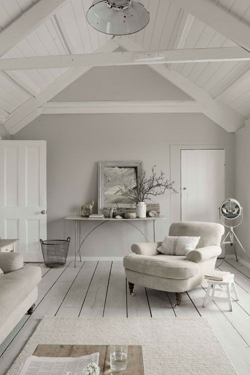 How to sell a home. Painting wood paneling.