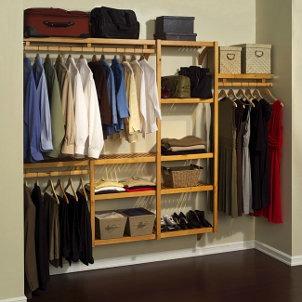 Closet Organizer System