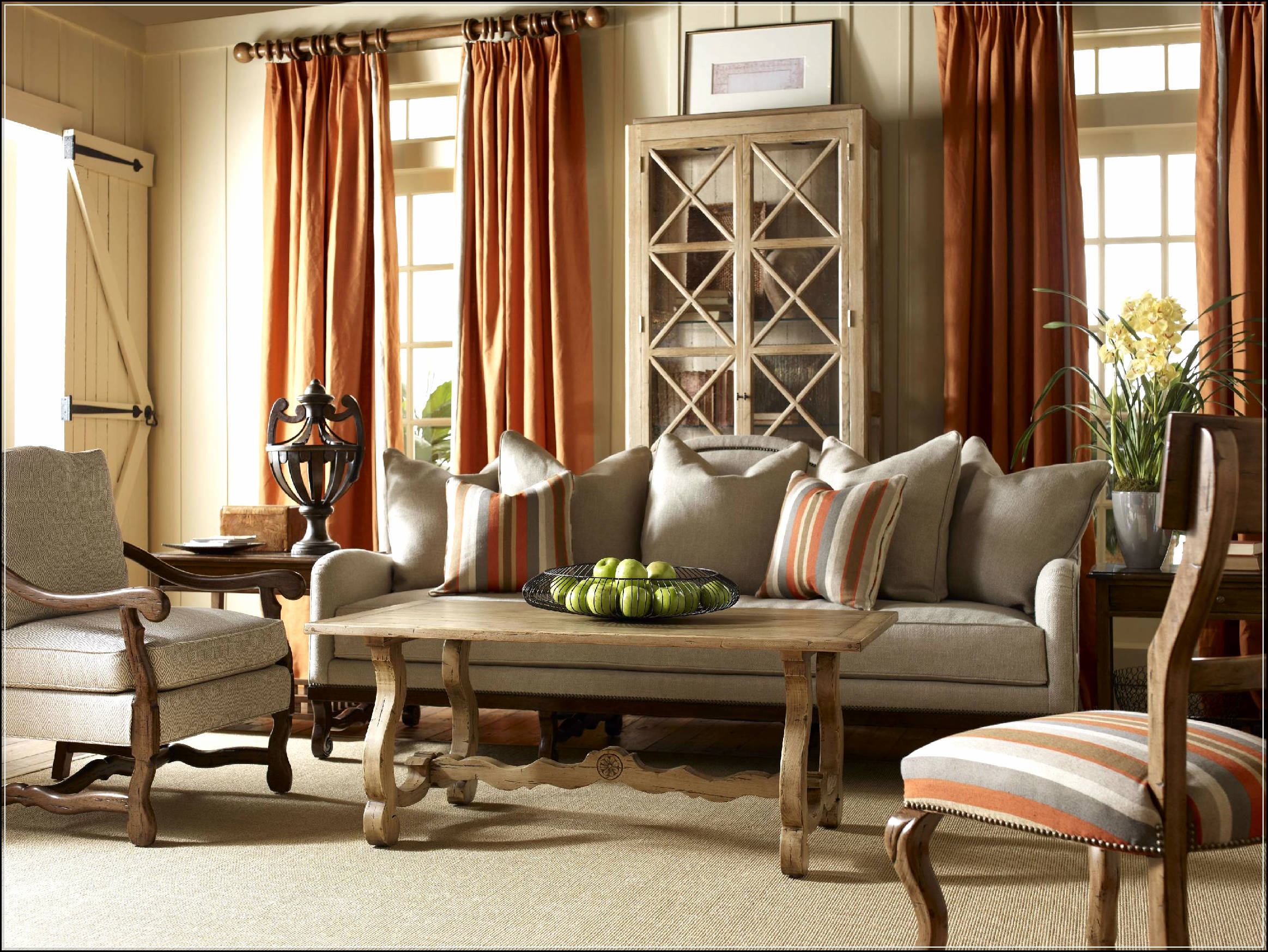 Neutral colors for home interior.