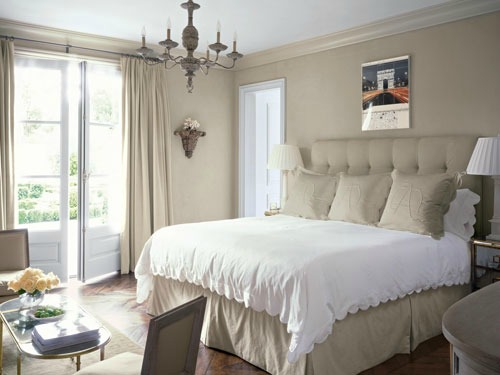 staging a bedroom. Monotone interior design pictures Small Bedroom Decorating Ideas For Home Staging