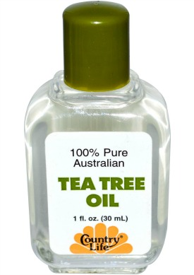 tea tree oil tea tree oil is an essential oil with a strong smell akin to turpentine or camphor a few drops goes a long way itu0027s a noted