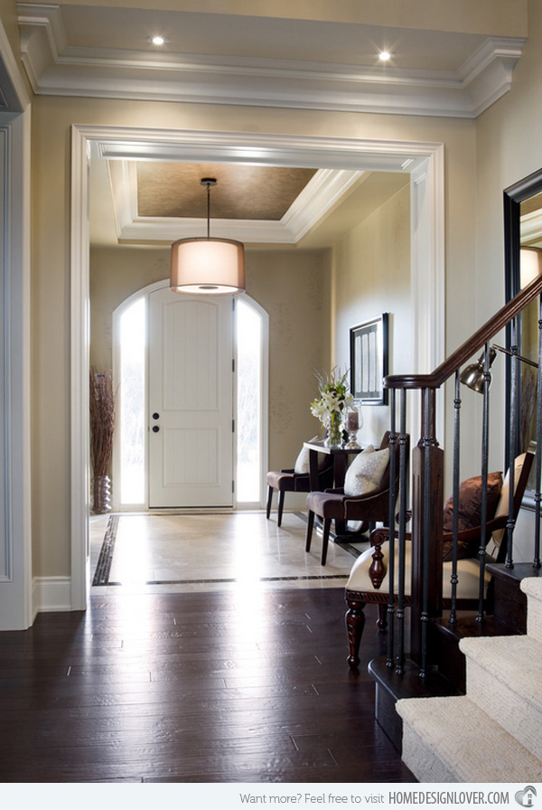 Foyer interior design pictures