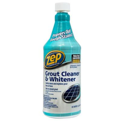 ZEP Grout Cleaner and Whitener.