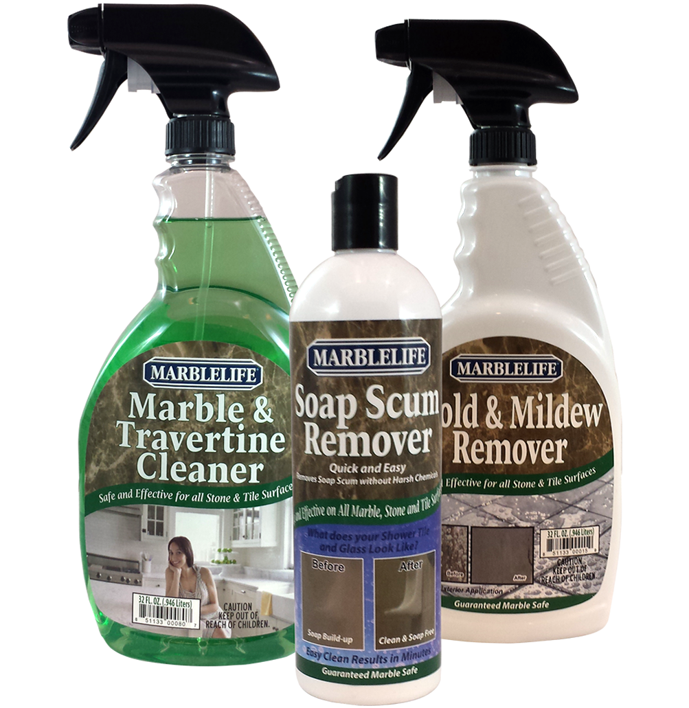 Natural Stone Cleaners.