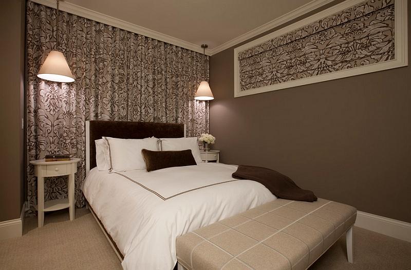 Basement bedroom remodel.