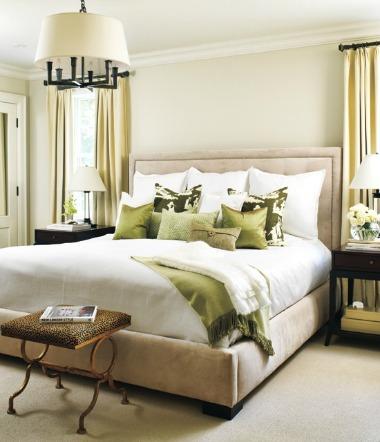 Neutral bedroom interior design pictures