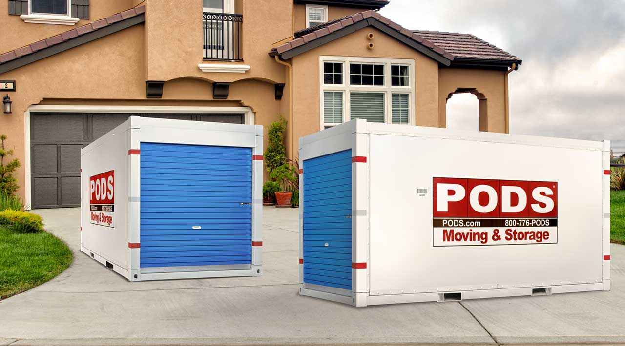 Sell your house. Declutter your garage