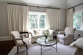 A monotone color scheme livingroom
