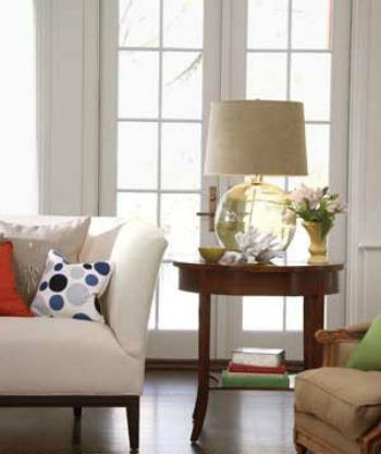 Living room interior design pictures