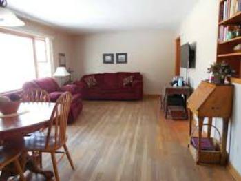 Unbalanced Living Room