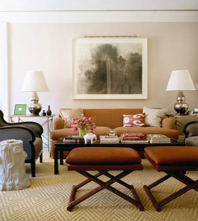 Casual design interior pictures